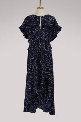 Magda Butrym Avola midi dress