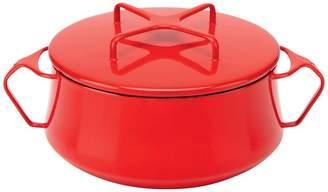 Dansk Kobenstyle Chili Red 2qt casserole