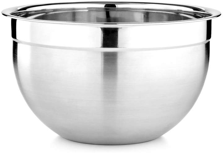 Martha Stewart Collection Stainless Steel Mixing & Prep Bowl, 7.4 Qt.