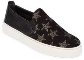 The Flexx Star Slip-On Sneakers