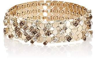 Lanvin Women's Crystal-Embellished Choker