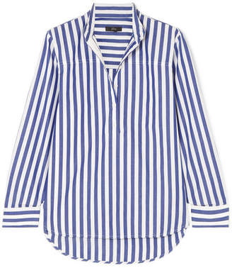 J.Crew Dabir Striped Cotton-poplin Shirt