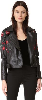 Parker Sinclair Jacket $658 thestylecure.com