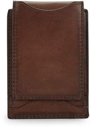 John Varvatos Men's Leather Credit Card Case