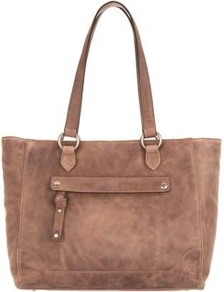 Frye Leather Melissa Zip Top Tote