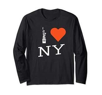 I love New York City NYC Great Big Apple Gift Tshirt T-shirt