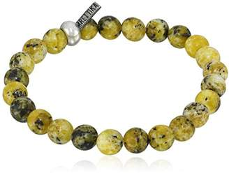 Ettika Bangle Banger in Yellow Turquoise and Silver Bracelet