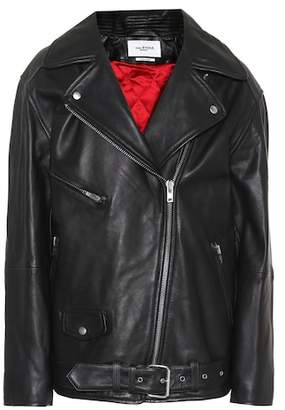 Etoile Isabel Marant Isabel Marant, Étoile Abely leather jacket