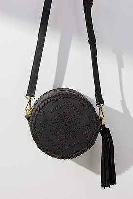 Anthropologie Sedona Circle Crossbody Bag