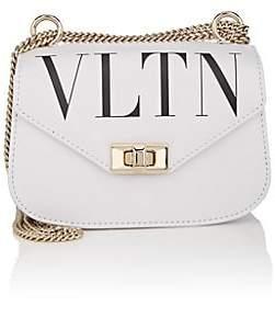 Valentino Women's Small Leather Shoulder Bag - Black