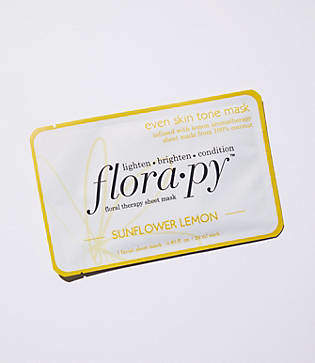 LOFT Florapy Sunflower Even Skin Tone Mask
