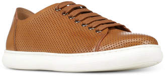 Donald J Pliner Men's Calise Perforated Leather Sneakers
