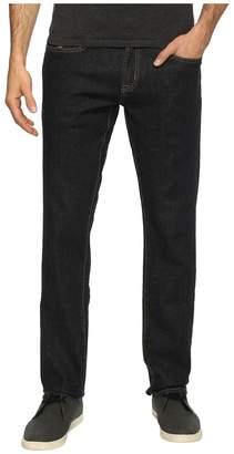 U.S. Polo Assn. Slim Straight Stretch Denim Five-Pocket Jeans in Blue Men's Jeans