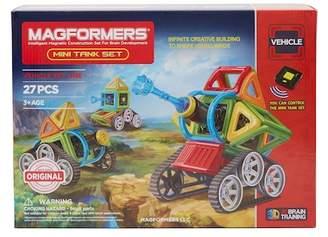 Magformers Mini Tank 27-Piece Set