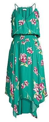 Parker Women's Nolen Floral Flowy Sleeveless Dress