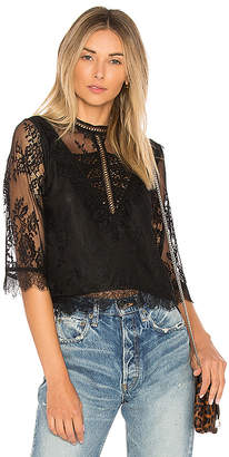 Heartloom Bardot Top