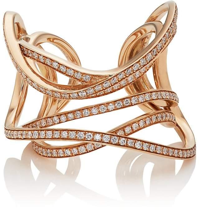 DAUPHIN Women's Serpentine Cuff Ring