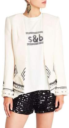 Sass & Bide Set On You Blazer