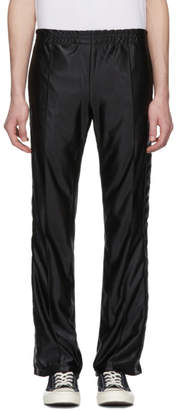 Faith Connexion Black Kappa Edition Lounge Pants