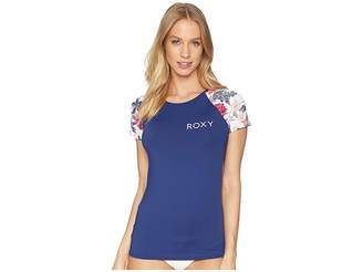 Roxy Urban Waves Short Sleeve Lycra