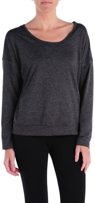 Hard Tail Long Sleeve Back Tee $78 thestylecure.com