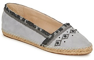 House Of Harlow KAT women's Espadrilles / Casual Shoes in Grey