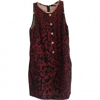 Versus Burgundy Dress for Women
