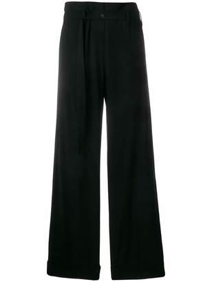Ivan Grundahl wide-leg Ziggy trousers