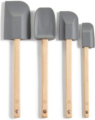 Martha Stewart Collection 4-Pc. Pro Multi-Functional Spatula Set, Created for Macy's