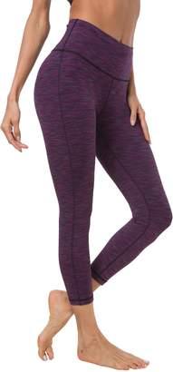 "Queenie Ke Women 22"" Yoga Pants Tights Legging Size XS Color"