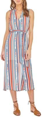 ASTR the Label Kendall Midi Shirtdress