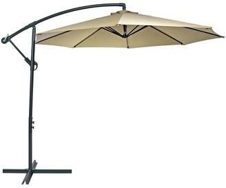 Charlton Home Raymundo 10.5' Cantilever Umbrella