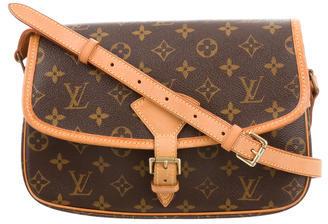 Louis VuittonLouis Vuitton Monogram Sologne Crossbody