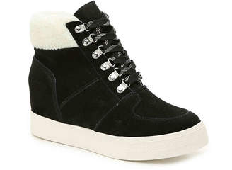 Steve Madden Lakes Wedge Sneaker - Women's