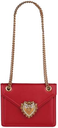 Dolce & Gabbana Medium Devotion Phone Bag