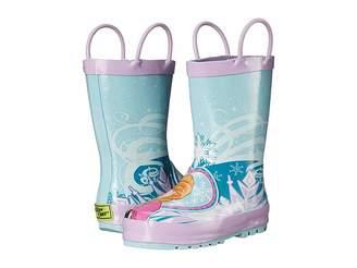 Western Chief Frozen Elsa Anna Rain Boot (Toddler/Little Kid/Big Kid)