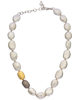 Gurhan Spell 24K & Silver Necklace