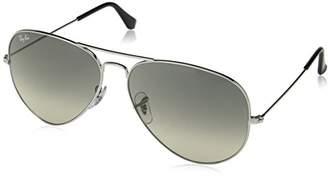 Ray-Ban Men's 0rb3025003/3262aviator Large Metal Non-Polarized Iridium Aviator Sunglasses