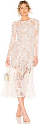 Bronx and Banco Boho Bridal Gown