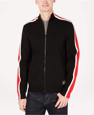Calvin Klein Men's Full Milano Track Jacket