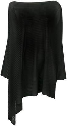 Dusan asymmetric design jumper