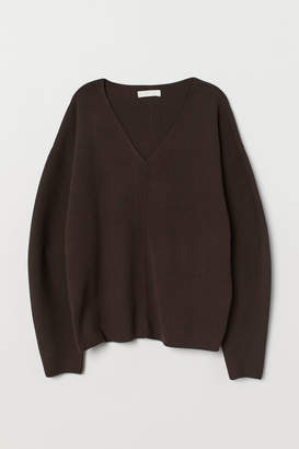 H&M Knit Sweater - Brown
