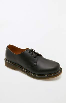 Dr Martens 1461 Smooth Leather Black Shoes