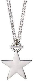 Pilgrim Star Pendant Necklace