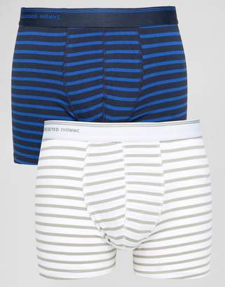 Selected Trunks 2 Pack with Stripe
