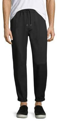 McQ Tailored Wool-Blend Track Pants