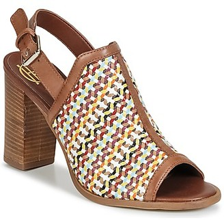 House Of Harlow TEAGAN women's Sandals in Multicolour