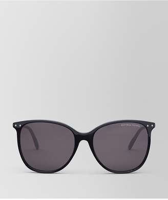 Bottega Veneta Yellow Acetate Sunglasses