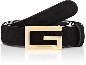 Gucci Men's Suede Belt