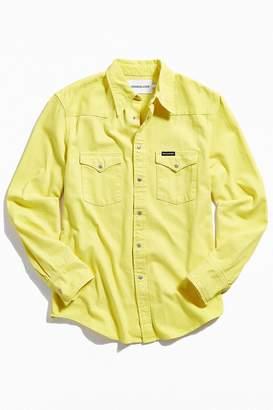 Calvin Klein Western Button-Down Shirt